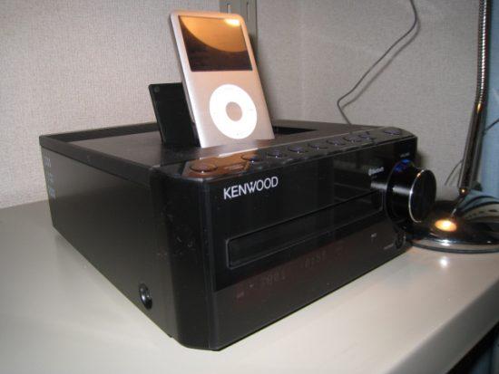 KENWOOD ケンウッドコンポ K-531-B