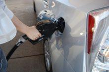 ガソリン、軽油
