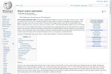 SEO-ウィキペディア
