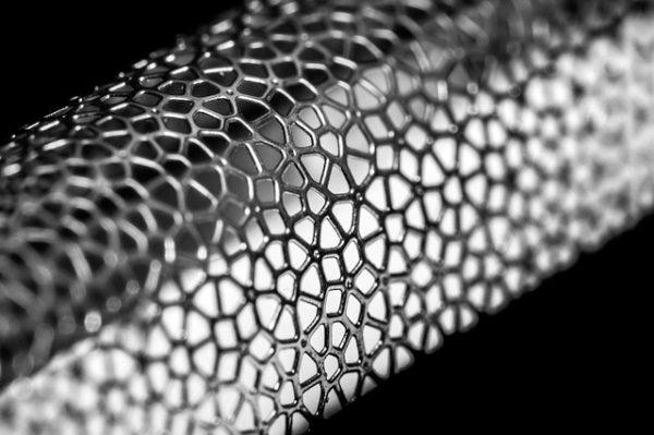シェーバーの網刃