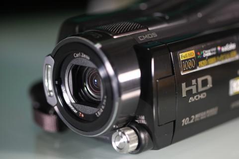 SONY HDRデジタル・ビデオカメラ
