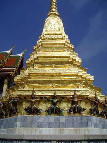 タイ、ワット・プラ・ケオ
