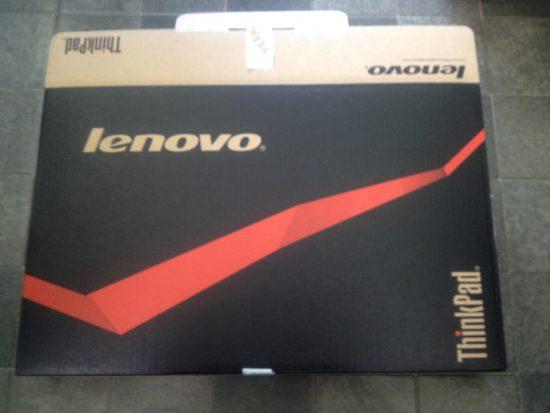 Lenovo 梱包Box