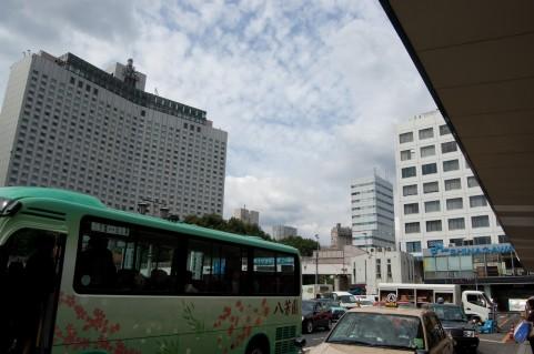 東京、品川駅