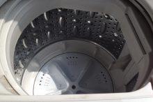 全自動洗濯機、槽洗浄