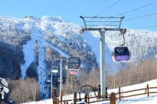 スキー場、リフト