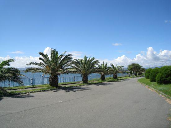 静岡県、浜名湖