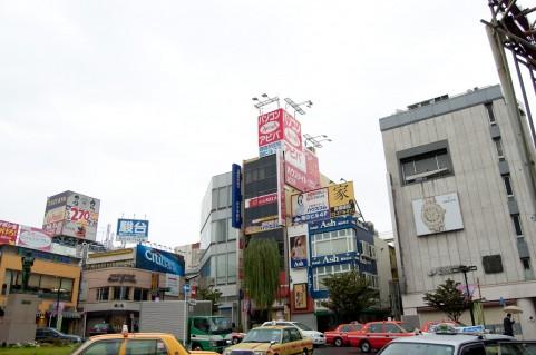 目黒区自由が丘-jiyugaoka-station tokyo meguro