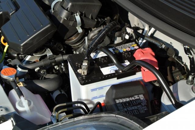 12V カーバッテリー