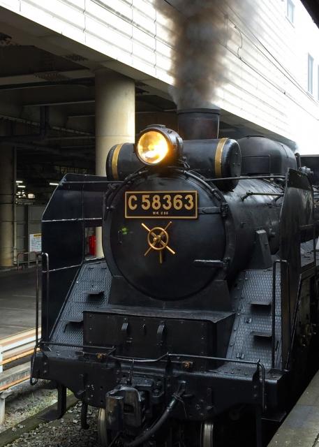 SL機関車