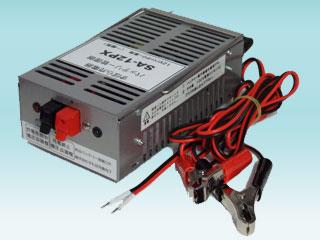 12vバッテリー充電器、管理器SA12PX