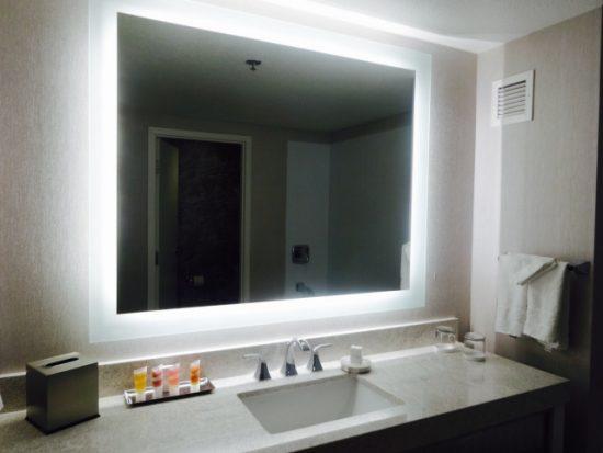 バスルーム、洗面所