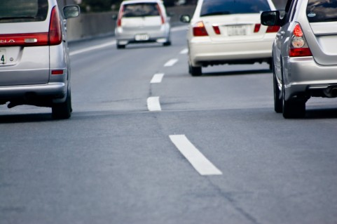 日本車、道路