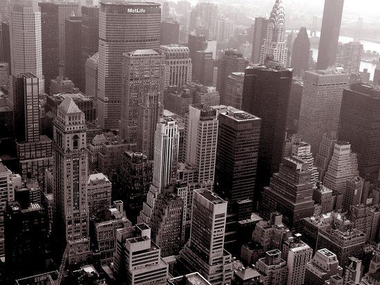 ニューヨーク、ダウンタウン