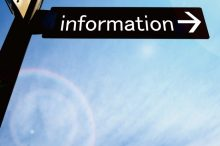 情報、information