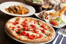 ピザ、イタリア料理