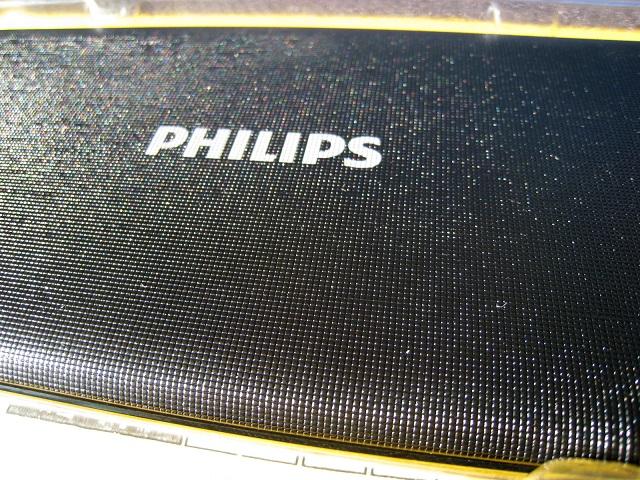 PHILIPS Power Bank DLP-6712N/フィリップスモバイルバッテリー(10,000mAh)