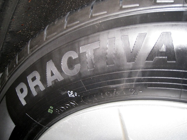 PRACTIVA BP01/プラクティバBP01 イエローハット専売品