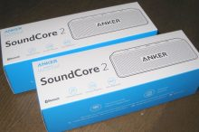 Anker SoundCore2 Bluetoothスピーカー