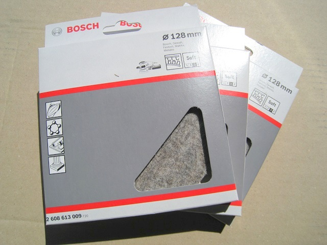 ボッシュ/BOSCH フェルトパッド2608613009